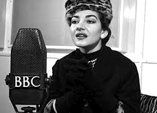 Maria Callas was Glamerous