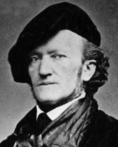 German Composer, Richard Wagner
