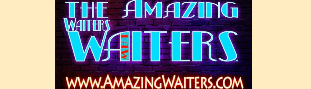 Singing Waiter Surprise Show in Riverside, California
