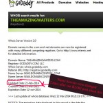 Three Waiter Dubious Domain Divert – UPDATE