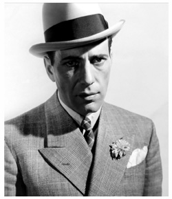 Old Hollywood Actor, Humphrey Bogart