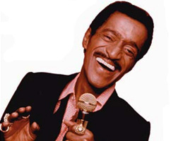 Sammy Davis Jr. was one of the main Rat Pack Members