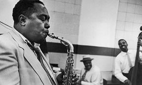 jazz musician charlie parker