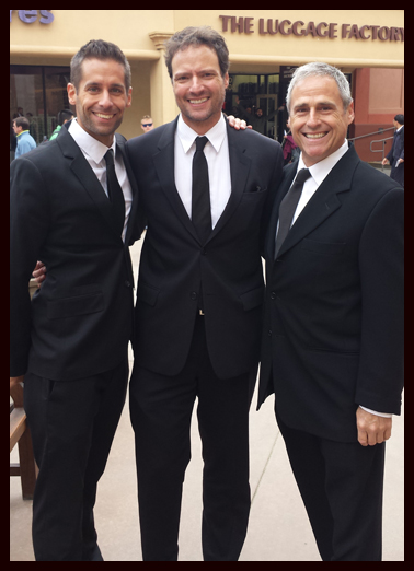 Palm Springs with The Amazing Tenors