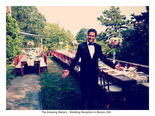 The Amazing Waiters in Boston MA