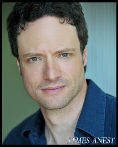 James Anest as El Gallo in The Fantasticks - Chicago