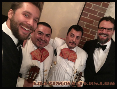 Mariachis in Chicago